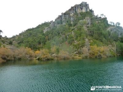 Cazorla - Río Borosa - Guadalquivir; primeros auxilios montaña trekking bastones foro montañero